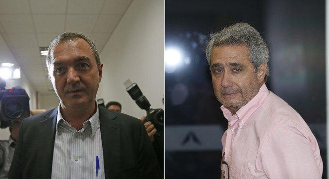 Joesley Batista e Ricardo Saud se entregaram hoje à Polícia Federal em São Paulo