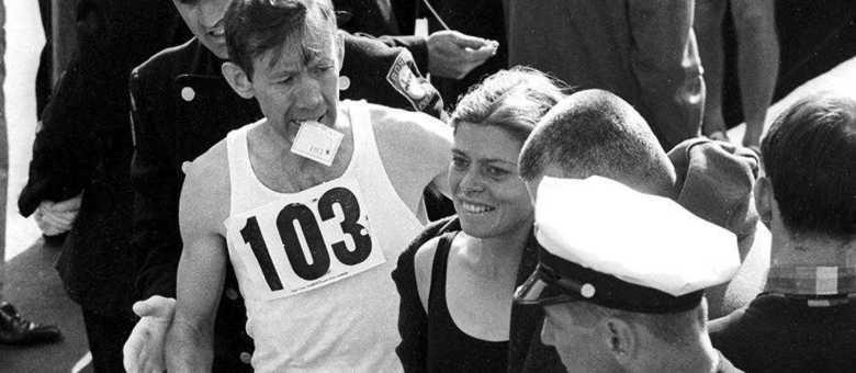 Roberta Gibb correu na maratona de 1966