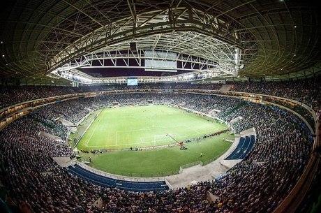 Jogo da seleção será no Allianz Parque
