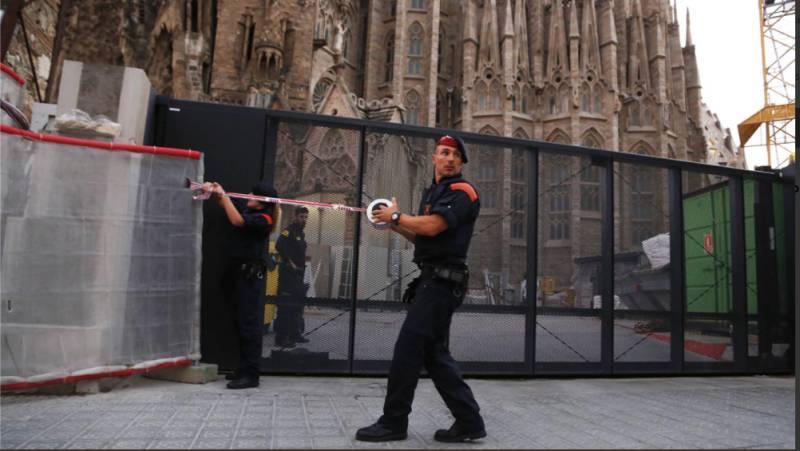 Barcelona sob tensão: Sagrada Família evacuada devido a ameaça terrorista