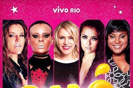 Cantoras vão se apresentar em um show no Rio de Janeiro