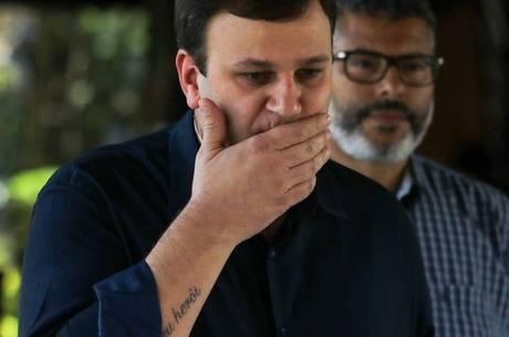 Vinicius Pinotti, diretor executivo de futebol do São Paulo