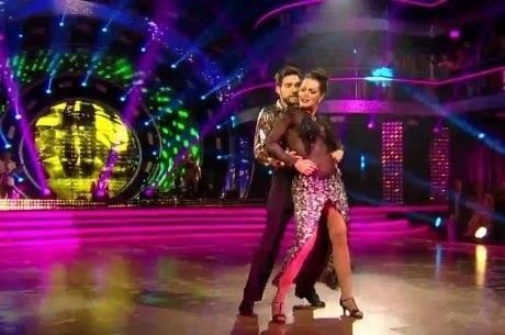Carla Prata e Bruno são eliminados do Dancing Brasil na noite desta segunda (11)