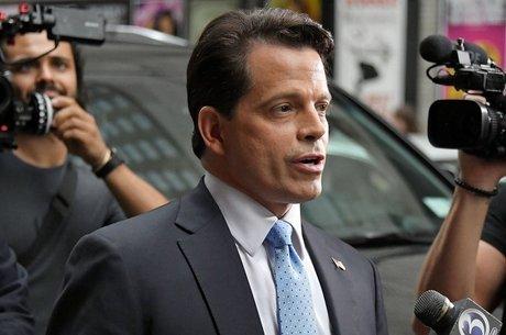 Anthony Scaramucci, o antecessor de Hope Hicks, durou apenas dez dias no cargo