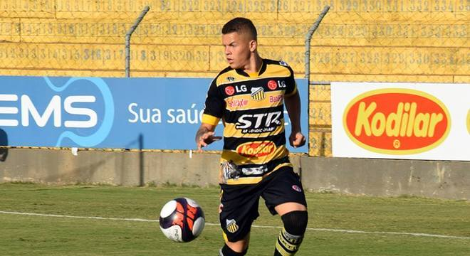 Rodrigo, de 17 anos, troca o Novorizontino pelo poderoso Real Madrid