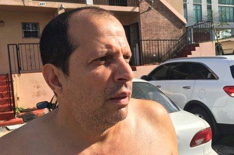 Eddie González viu destruição ao vivo