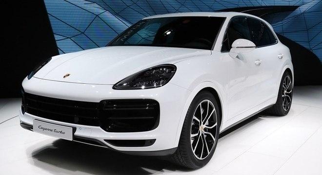 Versão V8 é  capaz de acelerar de 0 a 100 km/h em apenas 4,1 segundos
