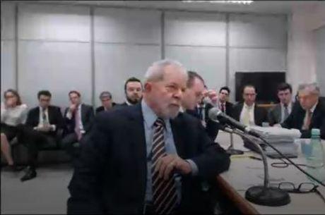 Lula criticou atuação do MPF