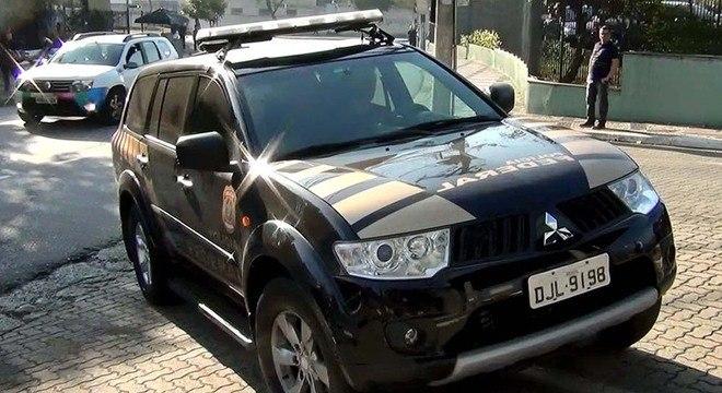 Wesley foi levado para a Superintendência da Polícia Federal em São Paulo
