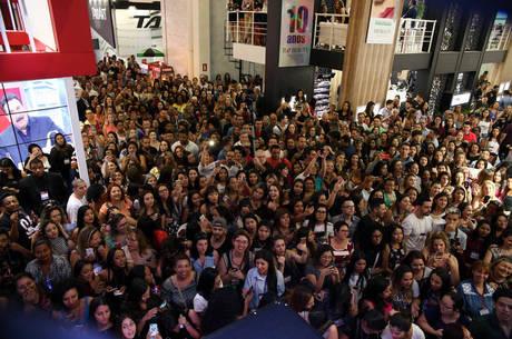 Beauty Fair atraiu milhares de pessoas por quatro dias