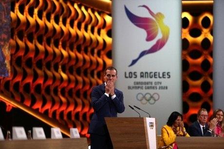 Jogos de 2028 serão disputados em Los Angeles