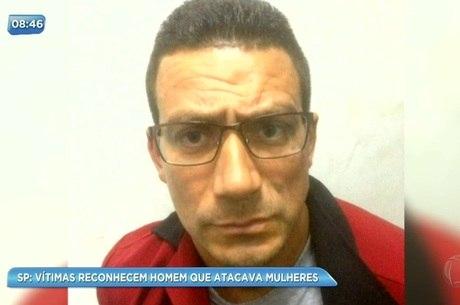 Vítimas reconheceram homem que as atacou