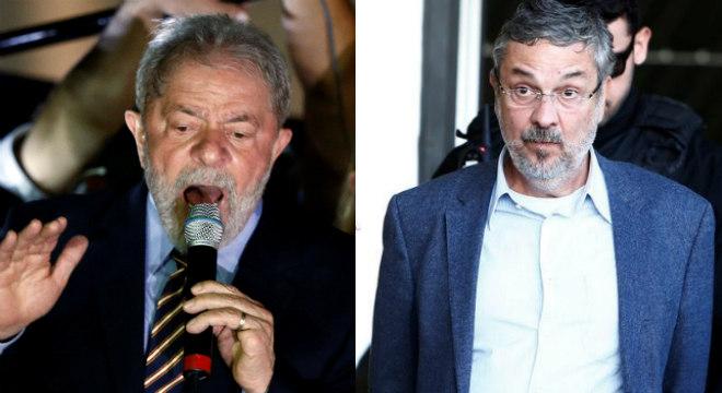 Palocci está negociando acordo de delação premiada com força-tarefa da Lava Jato