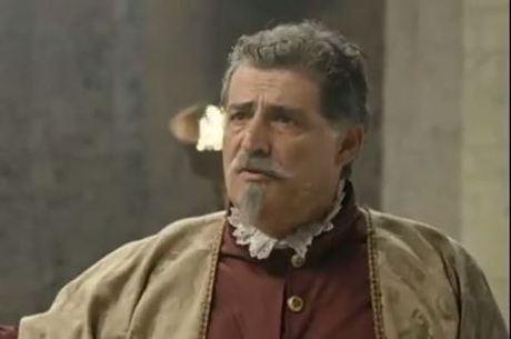 Cedric vai até a prisão onde está Gonzalo e o acusa
