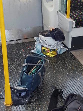 Em redes sociais, passageiros relatam ter ouvido uma explosão na estação Parsons Green, na zona oeste da cidade