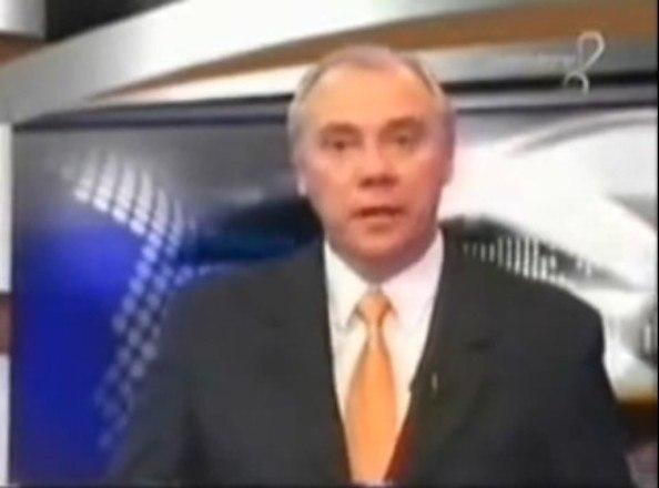 Entre 2006 e 2008, Marcelo Rezende apresentou o Rede TV! News