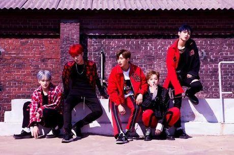 Grupo de kpop fez homenagem as fãs durante show