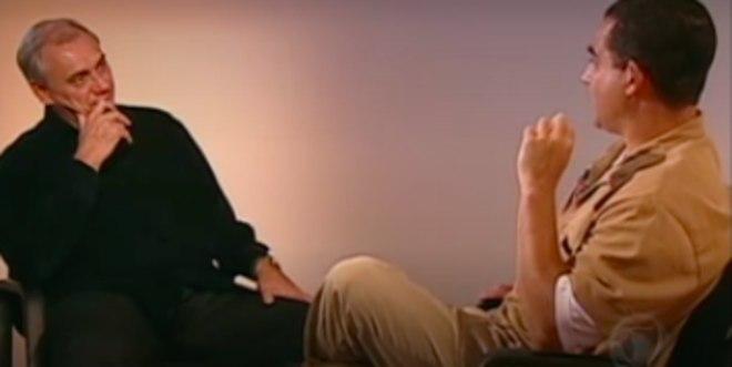 O segundo encontro com Francisco de Assis Pereira, o Maníaco do Parque, aconteceu em 2012, quando Rezende estava no Repórter Record Investigação