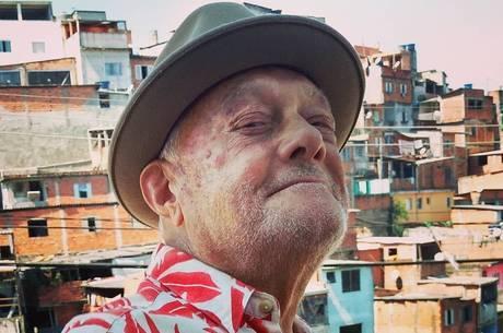 Aos 83 anos, Germano ainda lota shows
