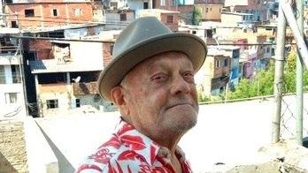 Aos 83 anos, Germano Mathias é um herói do samba: