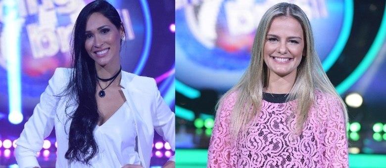 Jaqueline Carvalho e Milene Domingues são eliminadas do Dancing Brasil