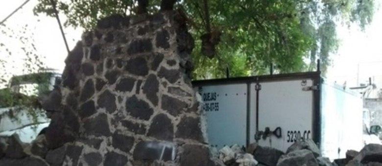 Terremoto causou destruição na capital mexicana