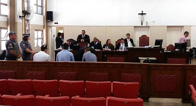 Um dos júris da chacina de Osasco; condenado foi absolvido por outras 4 mortes