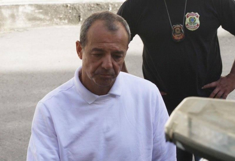 Sérgio Cabral é condenado a 45 anos e 2 meses de prisão