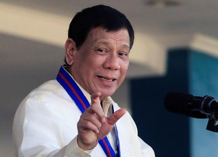 Rodrigo Duterte ameaça matar o próprio filho