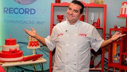 """""""Os competidores brasileiros estão entre os melhores do mundo"""", diz Buddy Valastro ()"""