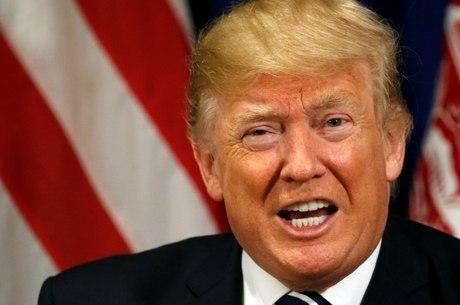 Presidente americano Donald Trump