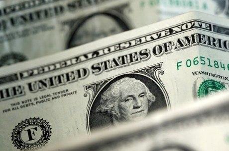 Dólar está sendo negociado em alta