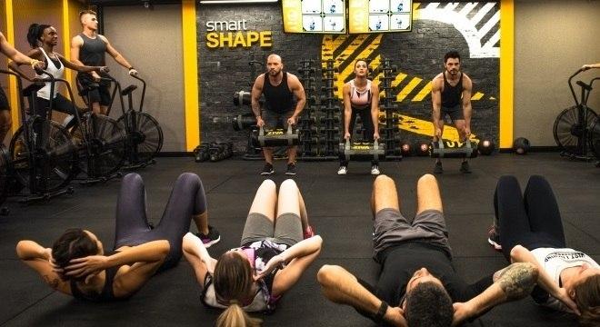 Atividades em circuito e em grupo: a nova febre nas academias de ginástica