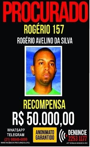 """""""O Rogério deveria se entregar"""", diz delegado"""