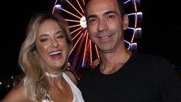 Tici e Tralli, Suzana Vieira e outros famosos marcam presença no Rock in Rio ()