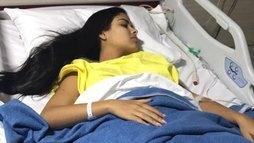 Ex-BBB Munik Nunes se recupera após cirurgia  para retirar cisto no ovário ()