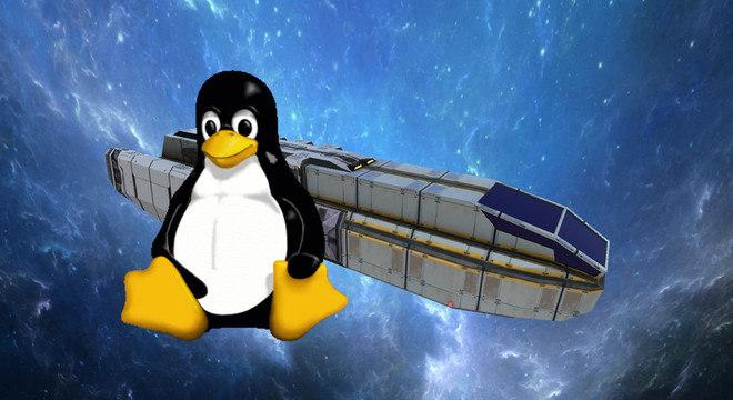Linux no espaço: computadores em estações espaciais são construídos para serem resistentes acima de tudo, e precisam suportar temperaturas extremas, raios cósmicos e explosões solares