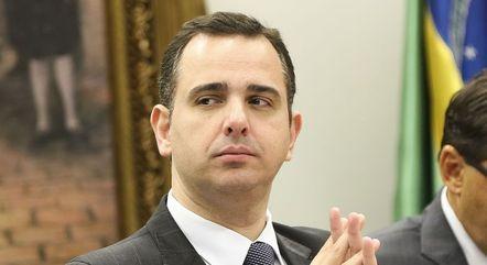 Rodrigo Pacheco ganhou o apoio do PSD