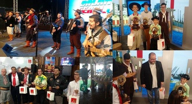 Record TV RS celebra a Semana Farroupilha