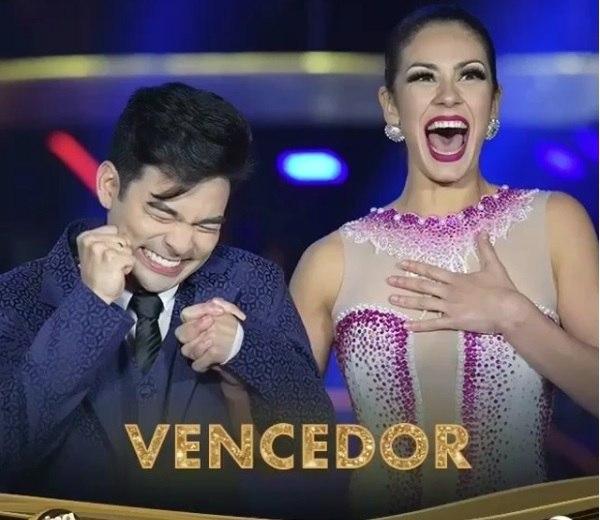 Yudi Tamashiro vence segunda edição do reality 'Dancing Brasil'