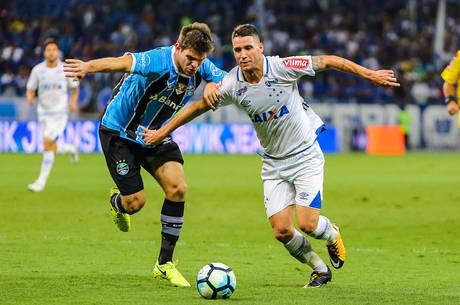 Grêmio e Cruzeiro fizeram outra semifinal do torneio
