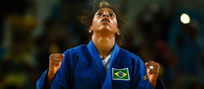 Rafaela sofreu eliminação em Londres 2012, mas conseguiu redenção na Rio 2016