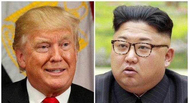 Trump enviou carta para Kim Jong-Un cancelando encontro