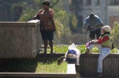 Moradores de rua são o público-alvo do programa da prefeitura
