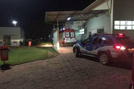 Vítimas foram socorridas pelo Samu, diz polícia
