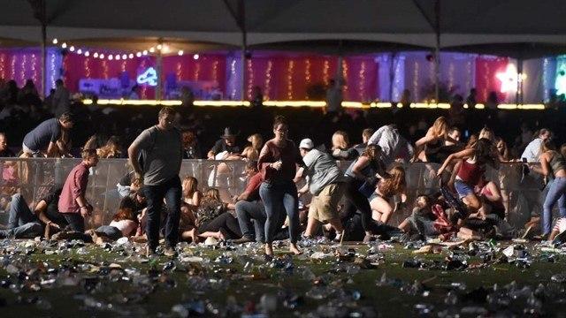 Namorada do assassino de Las Vegas desconhecia planos do massacre