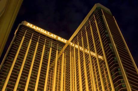 Hotel e cassino Mandalay Bay, em Las Vegas, EUA
