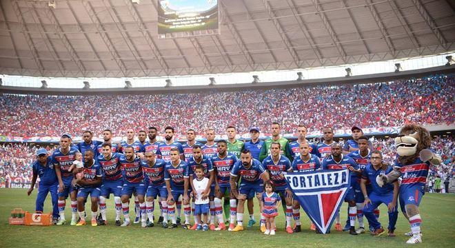 Fortaleza acabou de garantir o acesso à Série B do Campeonato Brasileiro