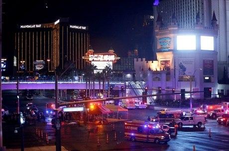 Mais de vinte pessoas foram mortas por um atirador em Las Vegas