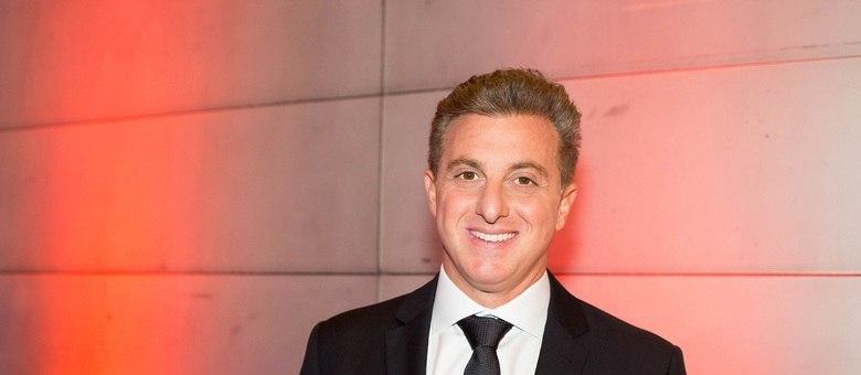 O apresentador de TV Luciano Huck: namoro com a política e nome cotado para ser presidenciável
